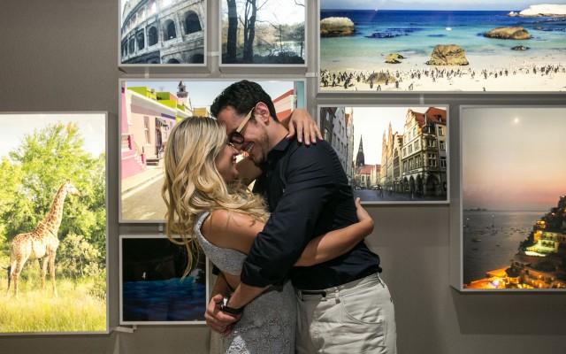 noivado judeu, noivado, recepcao para noivado, bendita fotografia, nanda ferreira, fotos de noivado, vestido para noivado, fotos de casal, sessao de fotos noivos